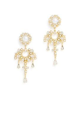 Orman Chandelier Earrings by Dannijo