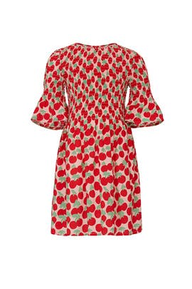 Kids Cherry Smock Dress by Stella McCartney Kids