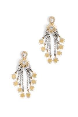 Ellen Earrings by Elizabeth Cole