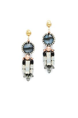 Valerie Earrings by Nocturne