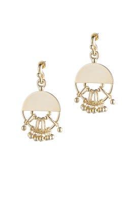 Nubia Earrings by Eddie Borgo