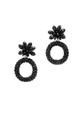 Full Flourish Hoops by kate spade new york accessories