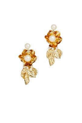 Lavish Blooms Earrings by kate spade new york accessories