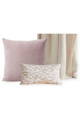 Lush Velvet Pillow Bundle by West Elm