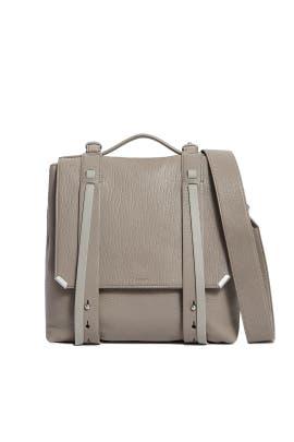 Grey Vincent Backpack by AllSaints