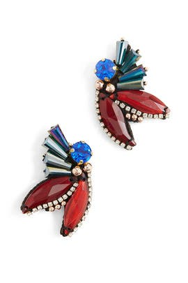 Manana Earrings by Nocturne