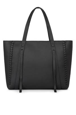 Black Ray East West Tote by AllSaints