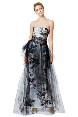 7e05fd147c Botanical Dream Gown by Marchesa Notte for  125