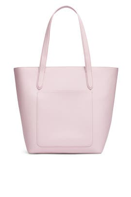 Lilac Pocket Tote by Tome x TDE