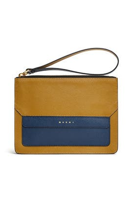 Olive Pochette Bag by Marni Accessories