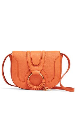 Sparkling Orange Mini Hana Bag by See by Chloe Accessories