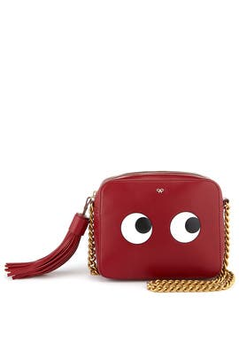 Vampire Circus Eyes Crossbody by Anya Hindmarch