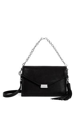 Black Miki Crossbody by AllSaints
