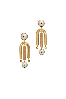 Boboli Earrings by Lulu Frost