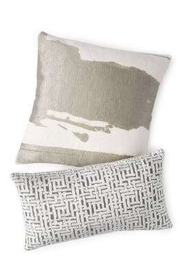 Velvet & Ink Pillow Bundle- Light by West Elm