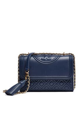 72b62e094147 Navy Fleming Small Convertible Bag by Tory Burch Accessories for  70 ...