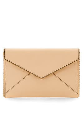 Biscuit Leo Clutch by Rebecca Minkoff Accessories