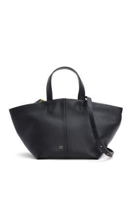 Black Tulipano Bag by Mansur Gavriel Accessories