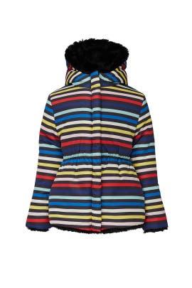 Kids Dlada Reversible Coat by Sonia Rykiel Kids