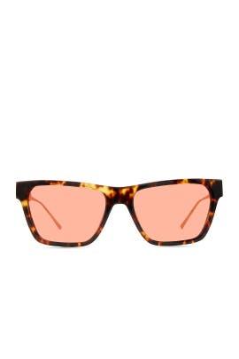 Cloud Tortoise Natalie Sunglasses by DEREK LAM Sunglasses