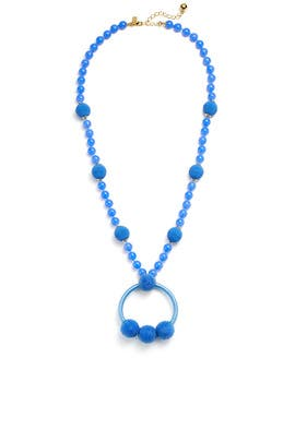 The Bead Goes On Pendant Necklace by kate spade new york accessories