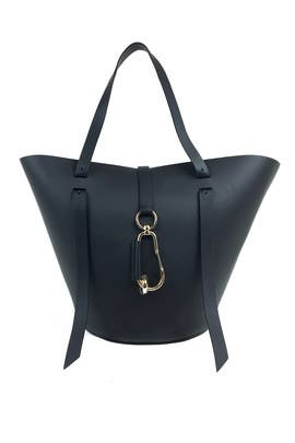 Black Belay Tote by ZAC Zac Posen Handbags