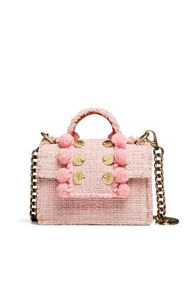 Petite Juliet Baby Pink Bag by Kooreloo