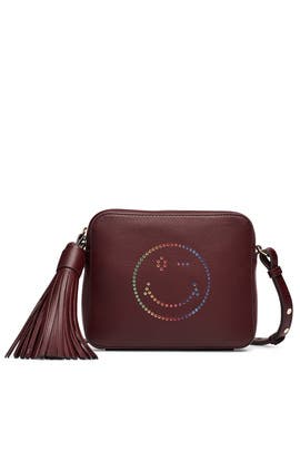 Rainbow Wink Crossbody by Anya Hindmarch