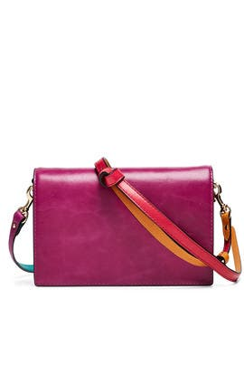Pink Disco Soiree Crossbody by Diane von Furstenberg Handbags