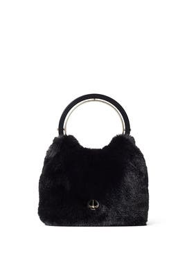 Black Swag Bag by kate spade new york accessories
