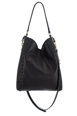Black Hobo Bag by Loeffler Randall