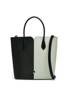 Evergreen Nicole Colorblock Tote by kate spade new york accessories