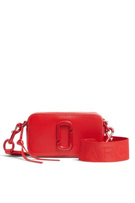 Geranium DTM Snapshot Crossbody by Marc Jacobs Handbags