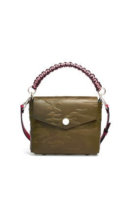 Olive Camo Atlas Shoulder Bag by rag & bone Accessories