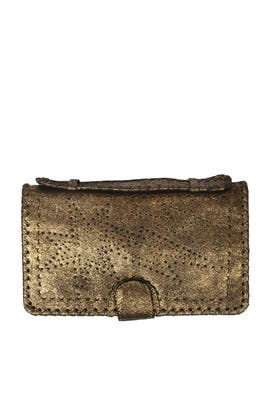 Disco Starburst Clutch by Cleobella Handbags