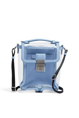 Transparent Pashli Camera Bag by 3.1 Phillip Lim Accessories