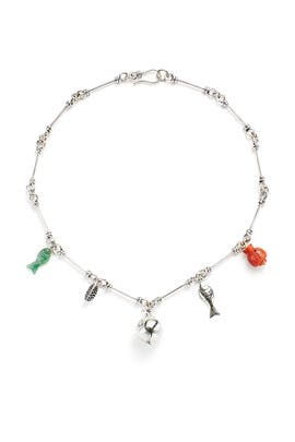 d7eaccb4f962a8 Demeter Charm Necklace by Pamela Love for $95 | Rent the Runway