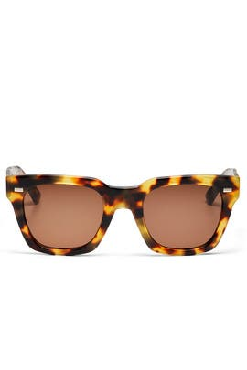 b756f7a56769f Square Tortoise Sunglasses by Gucci for  60
