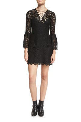 Black Neda Dress by Rachel Zoe