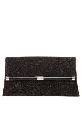 Diamond Dust Envelope Clutch by Diane von Furstenberg Handbags