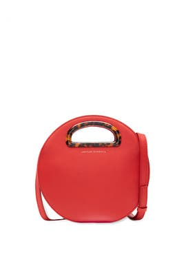 Red Indy Circle Crossbody by Loeffler Randall