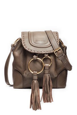 680c3f1b6e01 See by Chloe Accessories. Read Reviews. Taupe Tassel Shoulder Bag