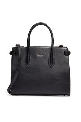 Onyx Small Pin Tote by Furla