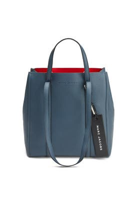 Grey Tag Tote by Marc Jacobs Handbags