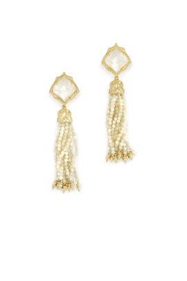 Ivory Misha Earrings by Kendra Scott