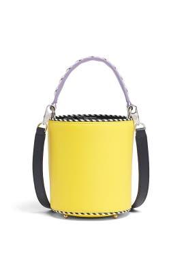 Baby Olivia Bucket Bag by Les Petits Joueurs