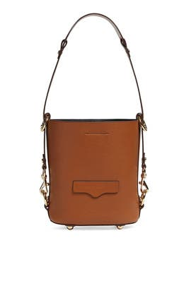 Equestrian Utility Bucket Bag by Rebecca Minkoff Accessories