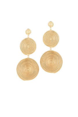 Lorelai Earrings by Elizabeth and James Accessories