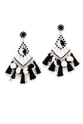Cha Cha Earrings by Rebecca Minkoff Accessories