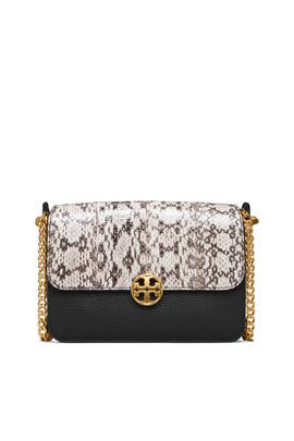 Snake Chelsea Bag by Tory Burch Accessories